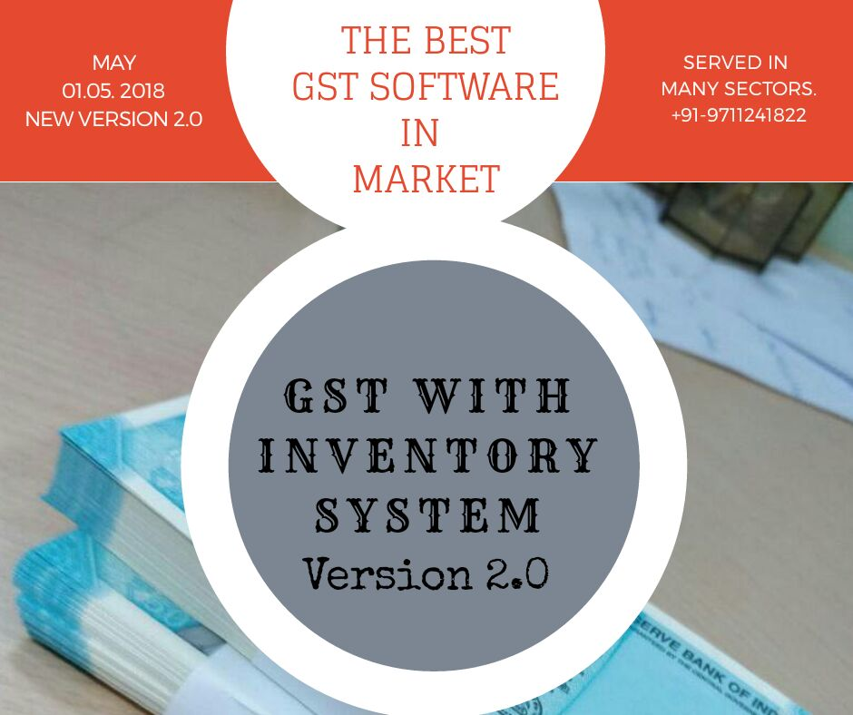 GST Invoice Billing Software With Inventory System Verit Technologies - Invoice software with inventory